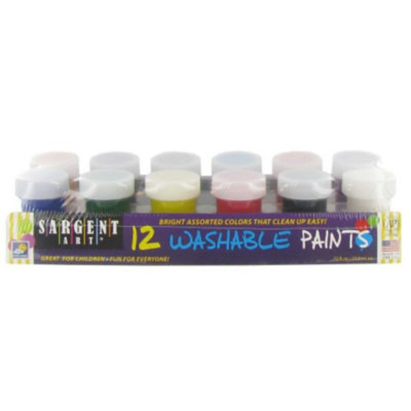 Sargent Art Tempera Poster Paint Set