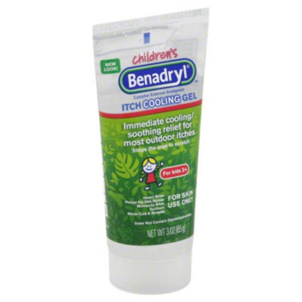 Benadryl® Kidz Anti-Itch Original Strength