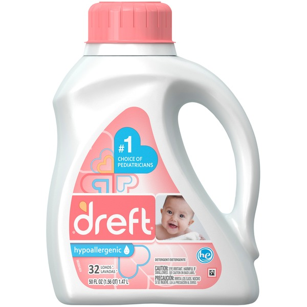 Dreft Stage 1: Newborn Laundry Detergent