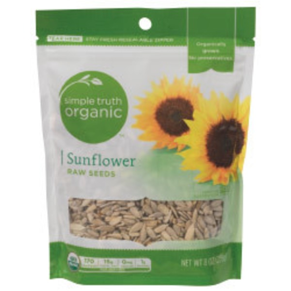 Simple Truth Organic Sunflower Seeds Raw