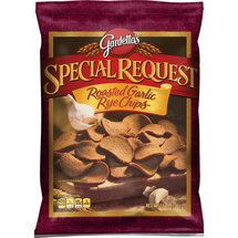 Gardetto's Special Request Roasted Garlic Rye Chips