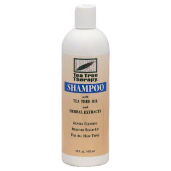 Tea Tree Therapy Shampoo With Tea Tree Oil & Herbal Extracts