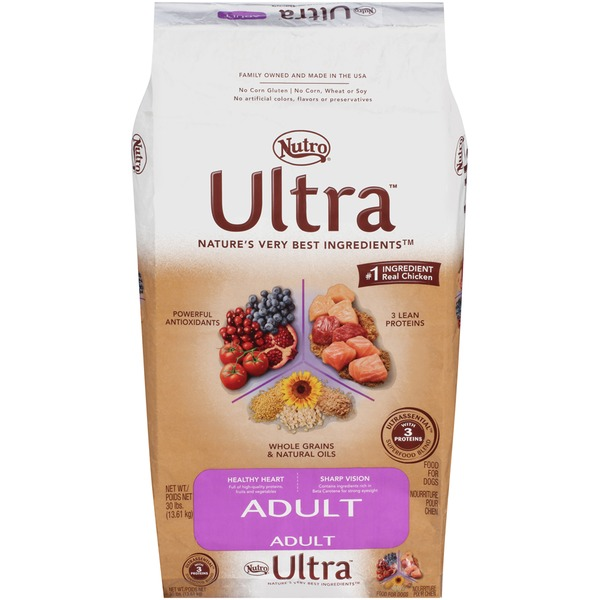 Nutro Ultra Adult Dog Food