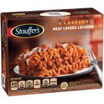 STOUFFER'S Meat Lovers Lasagna, Frozen Meal