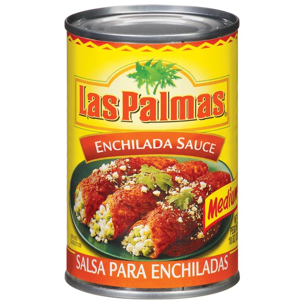 Las Palmas Medium Enchilada Sauce