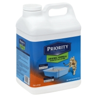 Priority Total Pet Care Cat Litter Scoopable With Baking Soda Scented