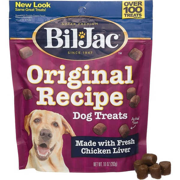 Bil-Jac Liver Dog Treats