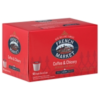 French Market Coffee & Chicory Single Serve Cups