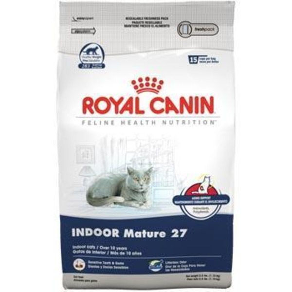 Royal Canin Indoor 7+ Years Cat Food