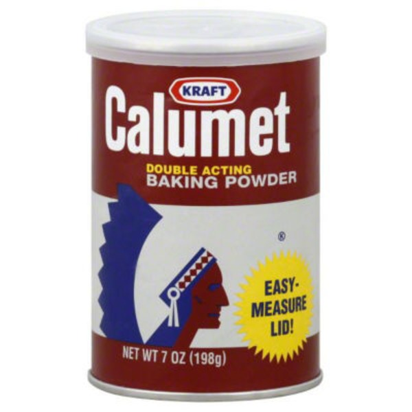 Calumet Double Acting Baking Powder