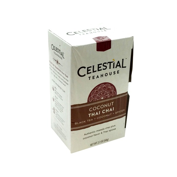 Celestial Seasonings Coconut Thai Chai