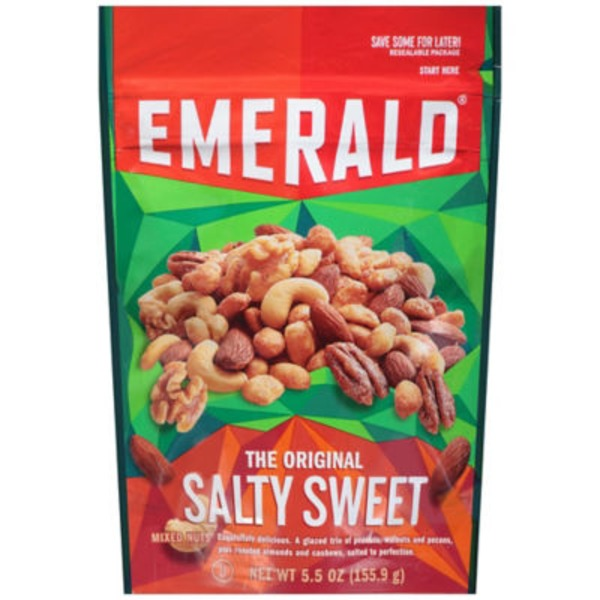 Emerald Cove The Original Salty Sweet Mixed Nuts