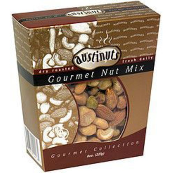 Austinuts Salted Mixed Nuts