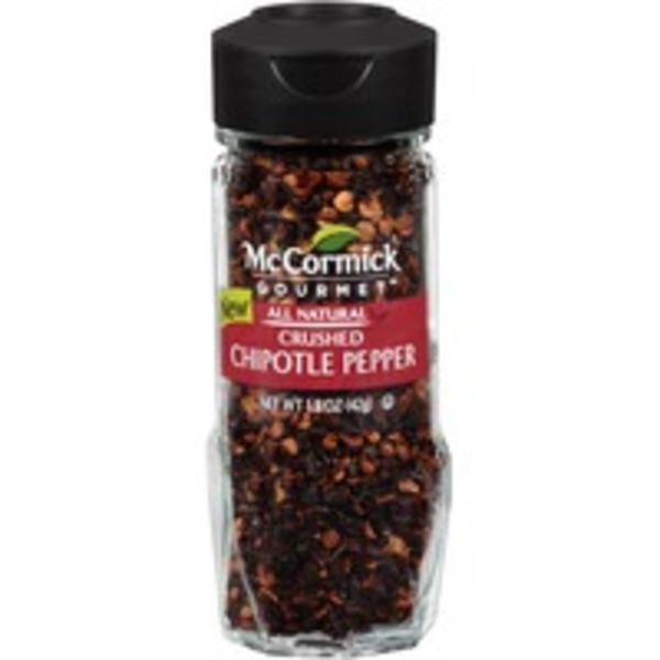McCormick Gourmet Collection Crushed Chipotle Pepper