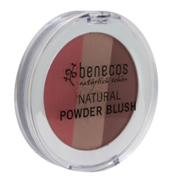 Benecos Natural Trio Powder Blush