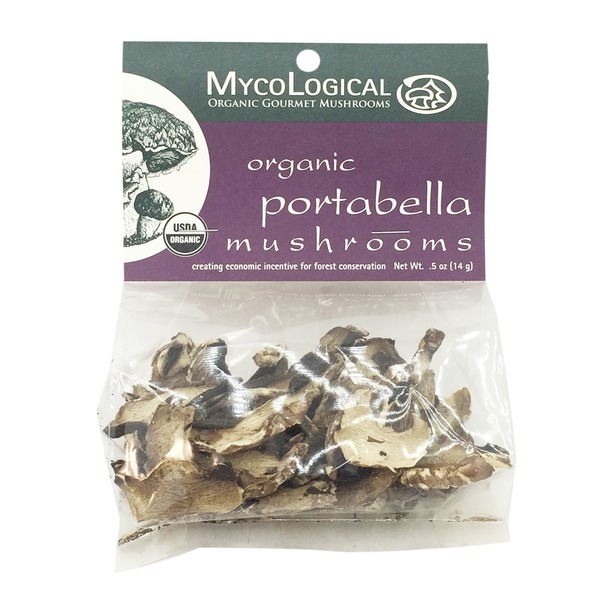 Myco Logical Organic Portabella Mushrooms