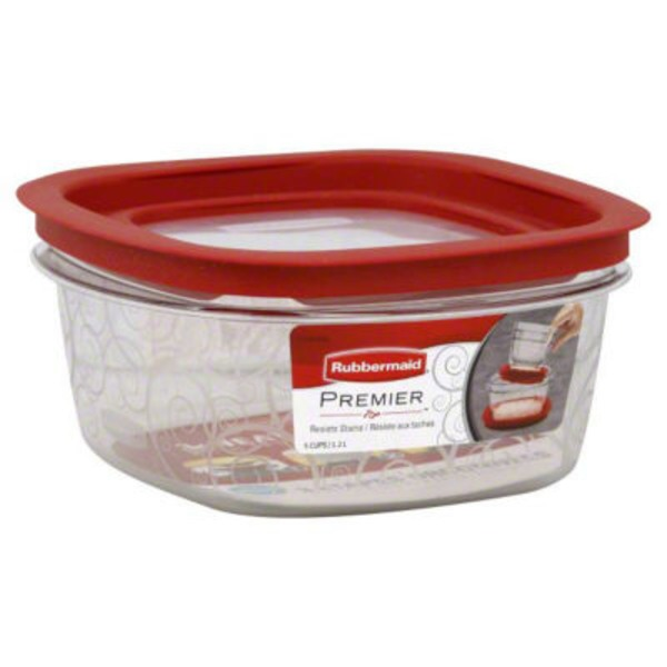 Rubbermaid Container, 5 Cup