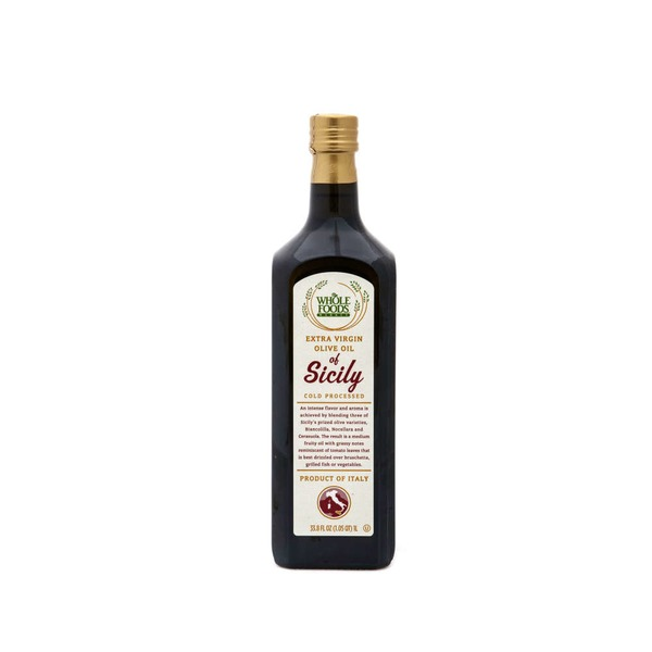 Whole Foods Market Sicily Extra Virgin Olive Oil