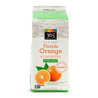 365 Extra Pulp 100% Florida Orange Juice