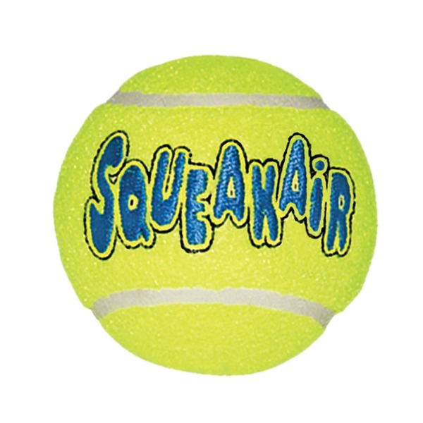 Kong Co. Air Kong Regular Squeaker Tennis Balls