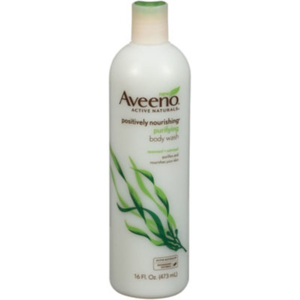 Aveeno® Positively Nourishing Purifying Body Wash