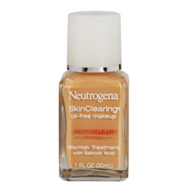 Neutrogena® Oil-Free Honey 85 Skin Clearing® Foundation