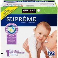 Kirkland Signature Diapers Size 1