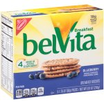 belVita Breakfast Biscuits Blueberry, 176 oz, 5 Count