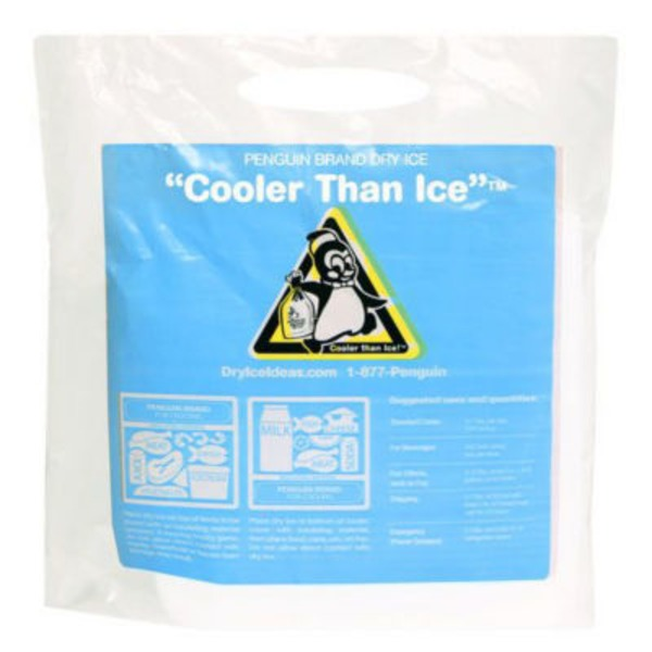 Penguin Brand Dry Ice