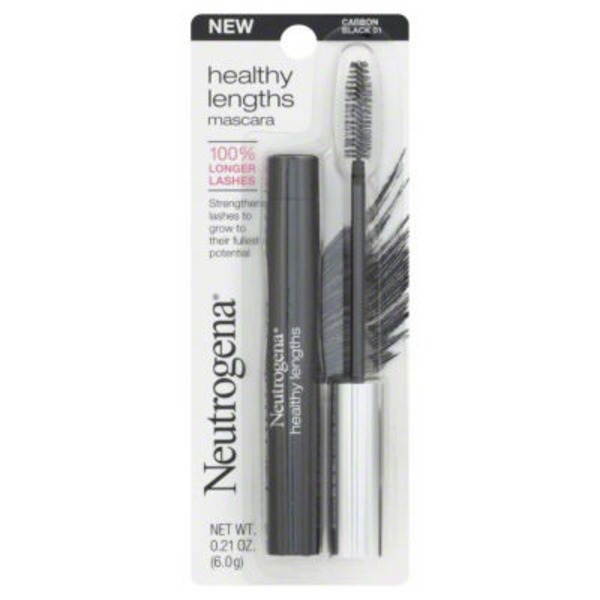 Neutrogena® Healthy Lengths Mascara Carbon Black Healthy Lengths