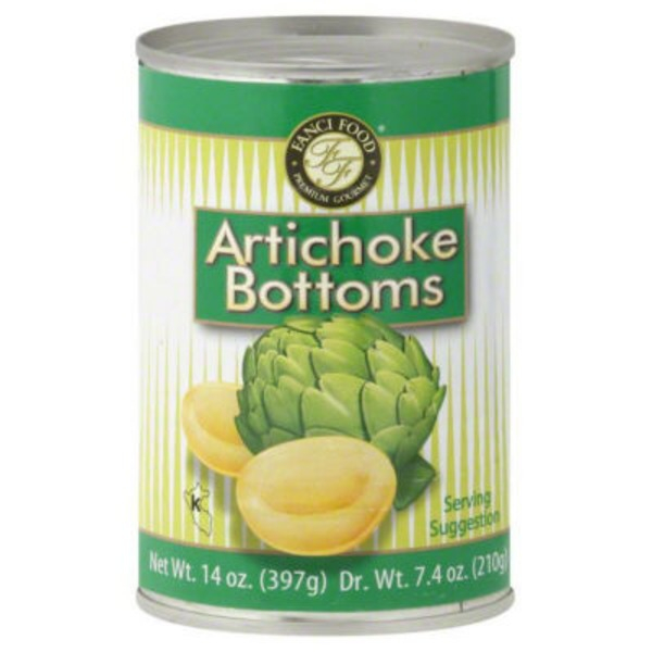 Fanci Food Artichoke Bottoms