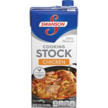 Swanson® Chicken Cooking Stock, 32 oz.