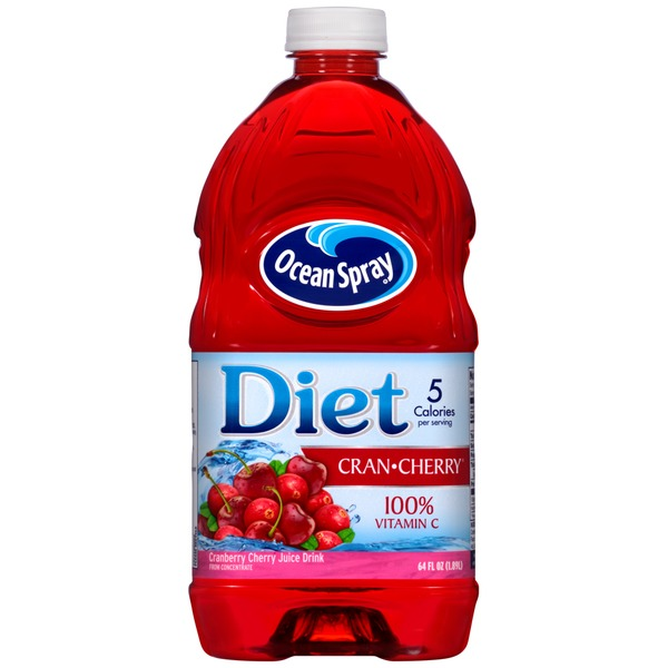 Ocean Spray Diet Diet Cran-Cherry Juice