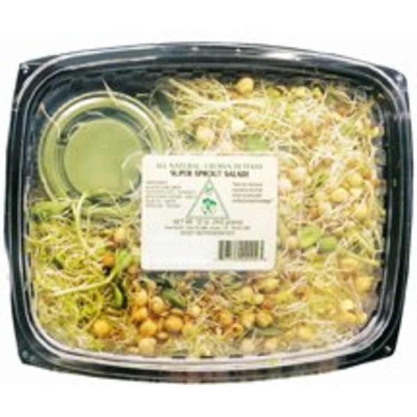 New World Super Sprout Salad