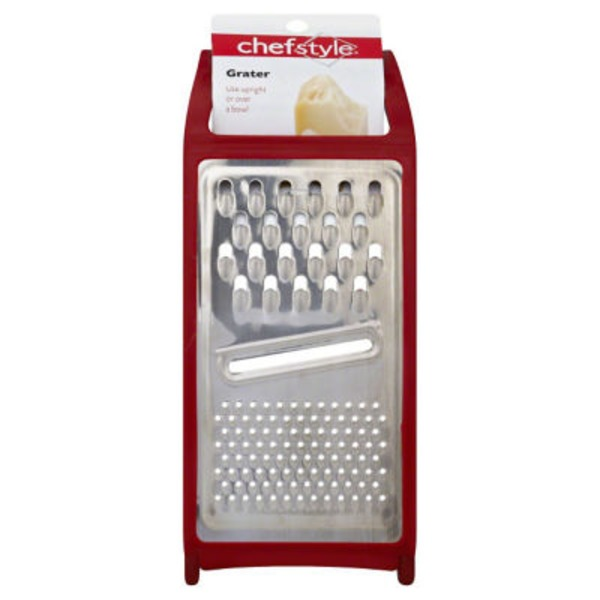 Chef Style Grater