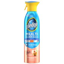 Pledge Multi Surface Everyday Cleaner with Glade Hawaiian Breeze 9.7 Ounces.