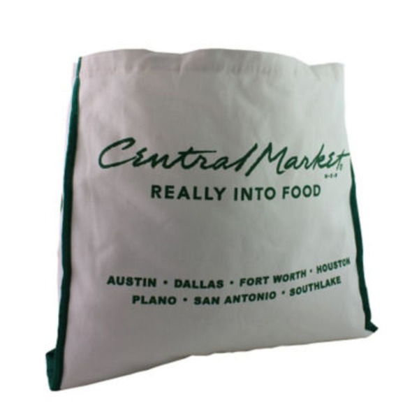 Central Market Canvas Bag