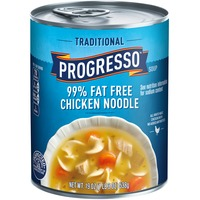 Progresso Traditional 99% Fat Free Chicken Noodle Soup