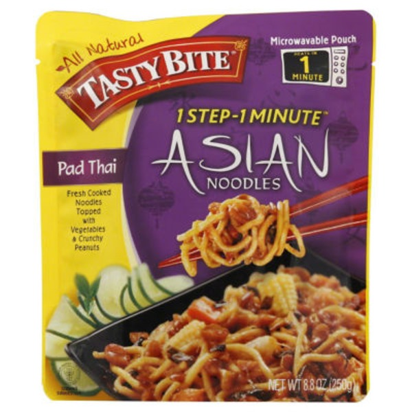 Tasty Bite Asian Noodles Pad Thai