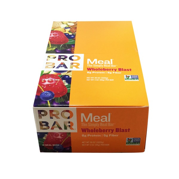 Probar Meal Bar, Whole Berry Blast