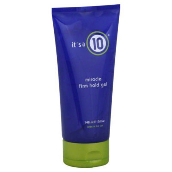 It's A 10 Firm Hold Miracle Gel