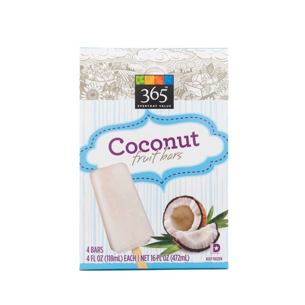 365 Coconut Fruit Bars