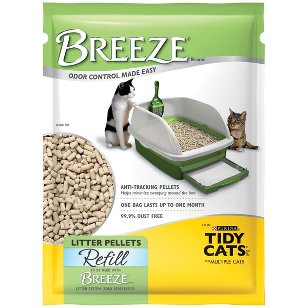 Tidy Cats Breeze Refill Cat Litter Pellets