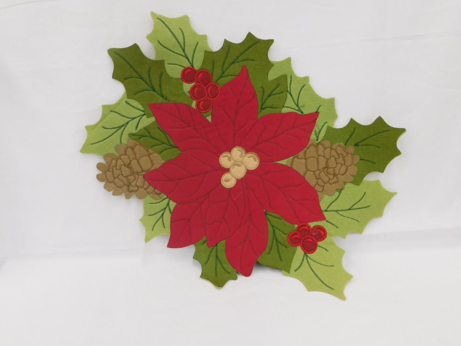 Better Homes & Gardens Christmas Placemat