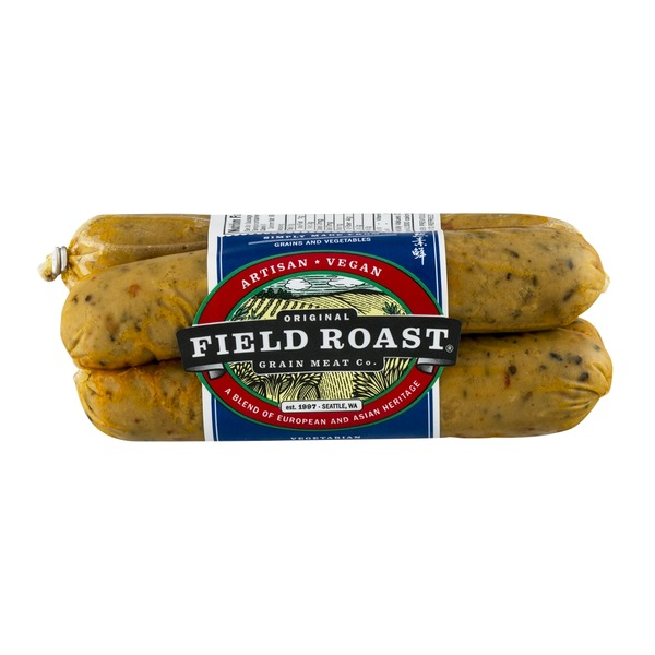 Field Roast Grain Meat Co. Grain Meat Sausages Italian - 4 CT