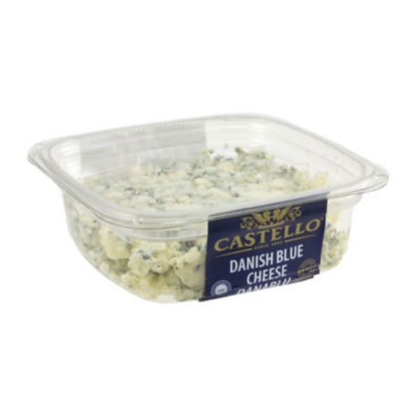 Castello Danish Blue Cheese Crumbles