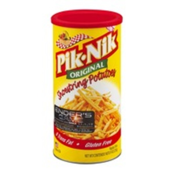 Pik-Nik Shoestring Potatoes Original