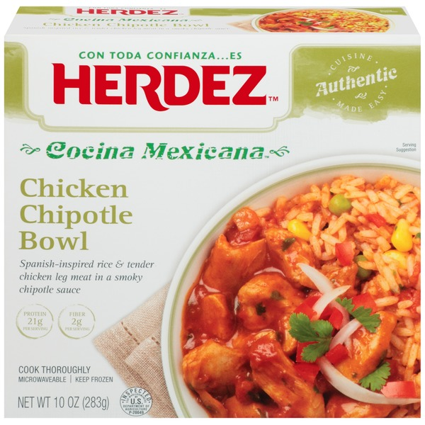Herdez Chipotle Chicken