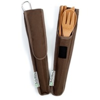 To Go Ware Utensil Set , French Roast