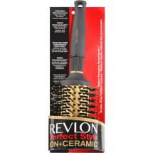 Revlon Perfect Style Ion+Ceramic Porcupine Round Brush, Medium